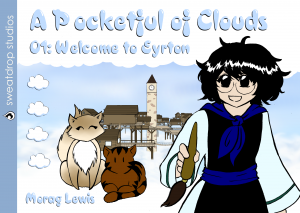 Cover of A Pocketful of Clouds vol 1