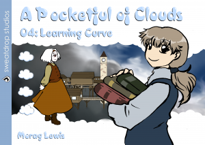 Cover of A Pocketful of Clouds vol 4