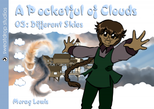 Cover of A Pocketful of Clouds vol 5
