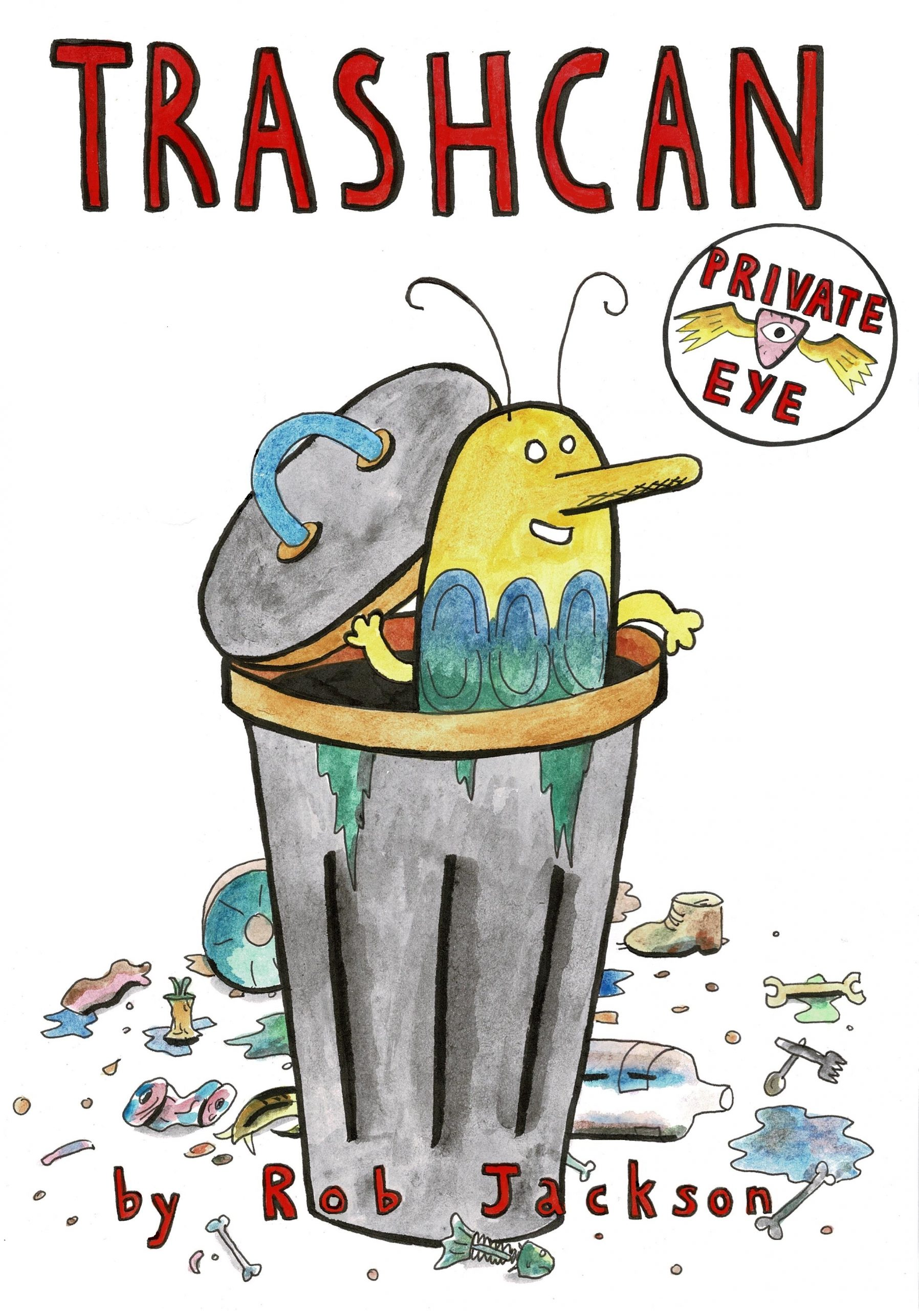 'Trashcan Private Eye'