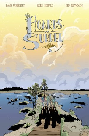 The Hoards of Surrey cover