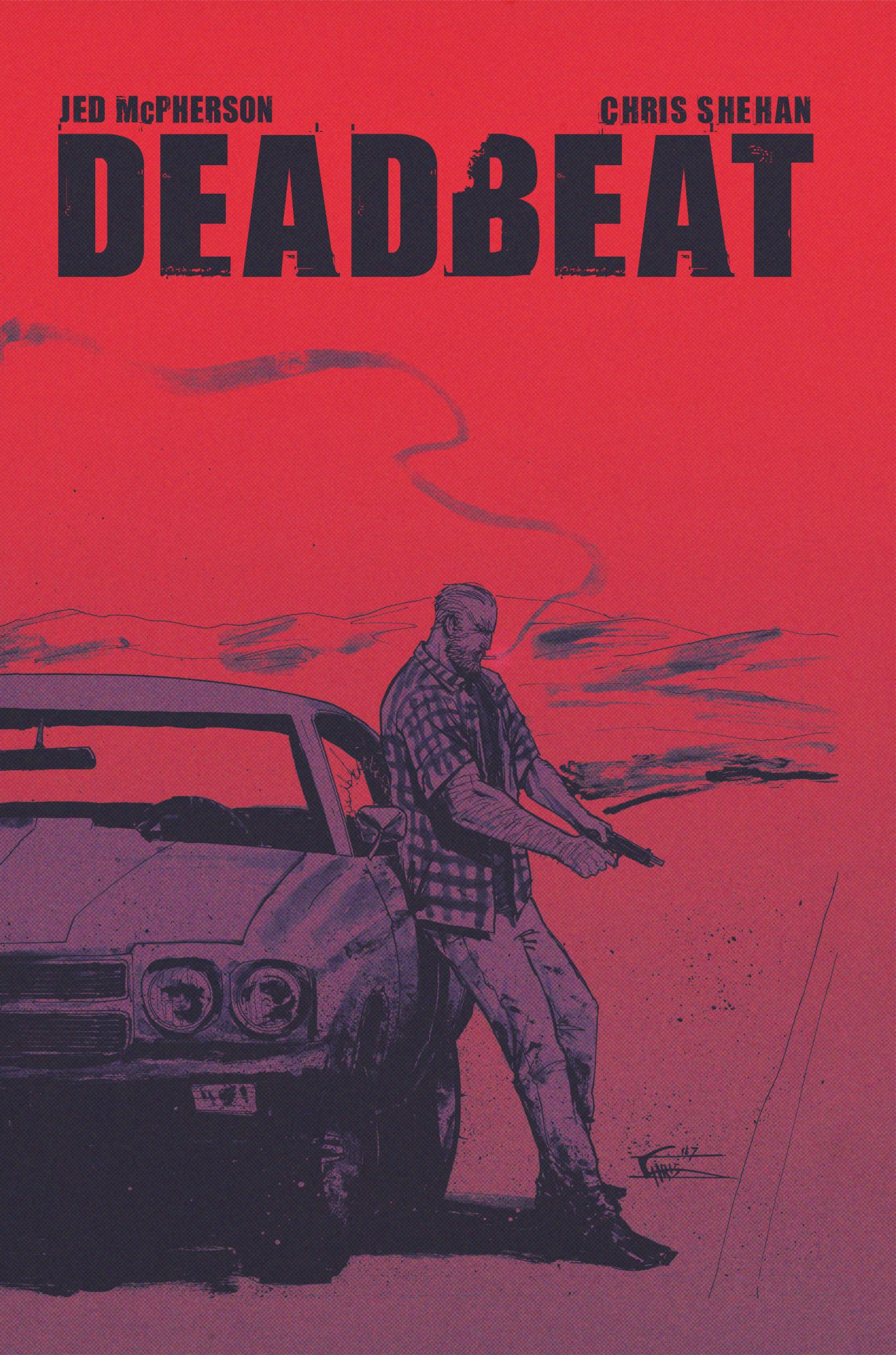 Deadbeat main cover