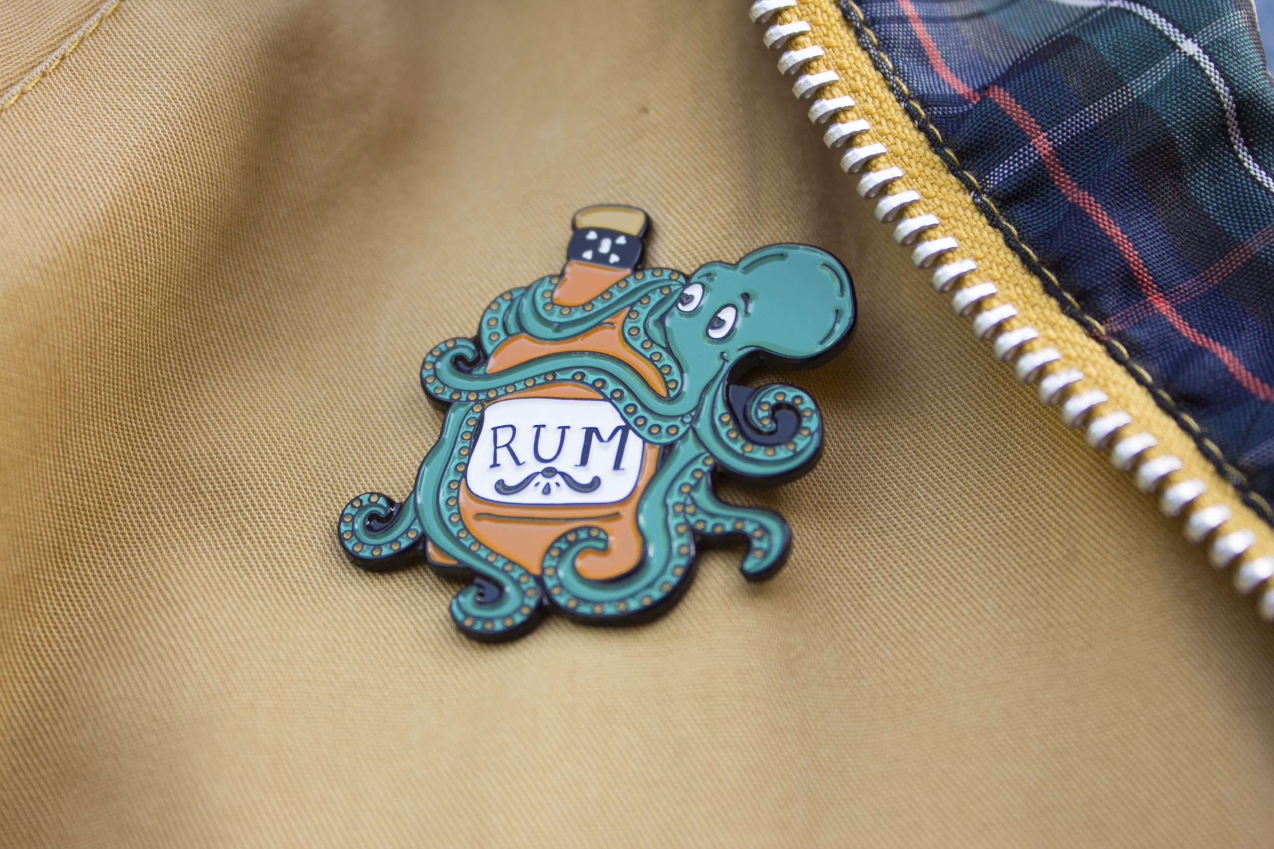 Where be the rum!?